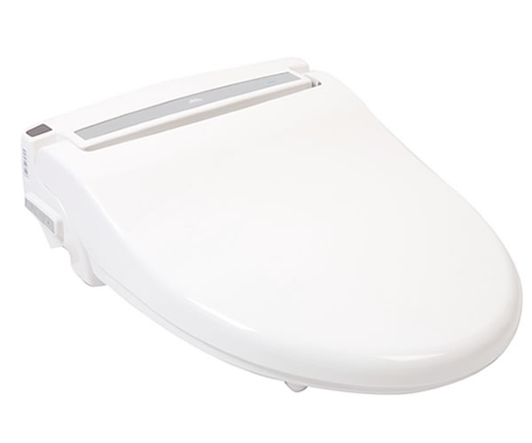 CleanSense 1500R Bidet Seat - Side View with Closed Lid